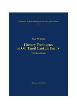 Abbildung von Wilden | Literary Techniques in Old Tamil Cankam Poetry | 2006 | The Kuruntokai | 15