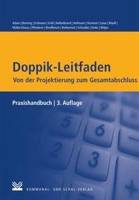Doppik-Leitfaden | Adam / Borning / Erdmann u.a. | 3. Auflage, 2015 | Buch (Cover)