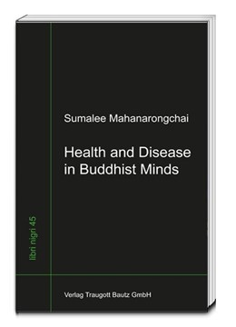 Abbildung von Mahanarongchai | Health and Disease in Buddhist Minds | 1. Auflage | 2015 | beck-shop.de