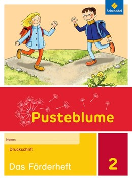 Abbildung von Pusteblume. Das Sprachbuch 2. Förderheft. Druckschrift DS | 1. Auflage | 2015 | beck-shop.de