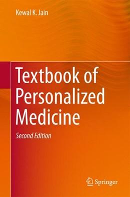Abbildung von Jain   Textbook of Personalized Medicine   2. Auflage   2015   beck-shop.de