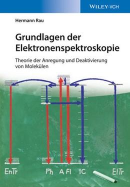 Abbildung von Rau | Grundlagen der Elektronenspektroskopie | 1. Auflage | 2015 | beck-shop.de