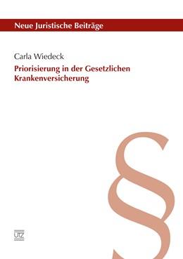 Abbildung von Wiedeck | Priorisierung in der Gesetzlichen Krankenversicherung | 2015 | 94