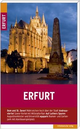 Abbildung von Schareck   Erfurt   Nachdruck der 3., aktualisierten und verbesserten Auflage 2013   2014   Stadtführer