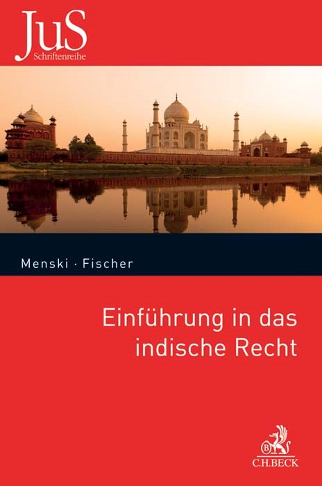 Einführung in das indische Recht | Menski / Fischer, 2019 | Buch (Cover)
