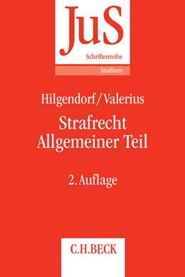 Abbildung von Hilgendorf / Valerius | Strafrecht Allgemeiner Teil | 2. Auflage | 2015 | Band 196 | beck-shop.de