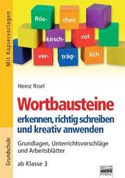 Brigg Deutsch Grundschule Schreiben Wortbausteine Erkennen