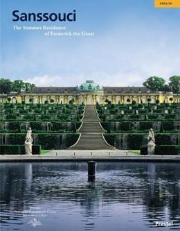 Abbildung von Schloss Sanssouci, englisch   2003