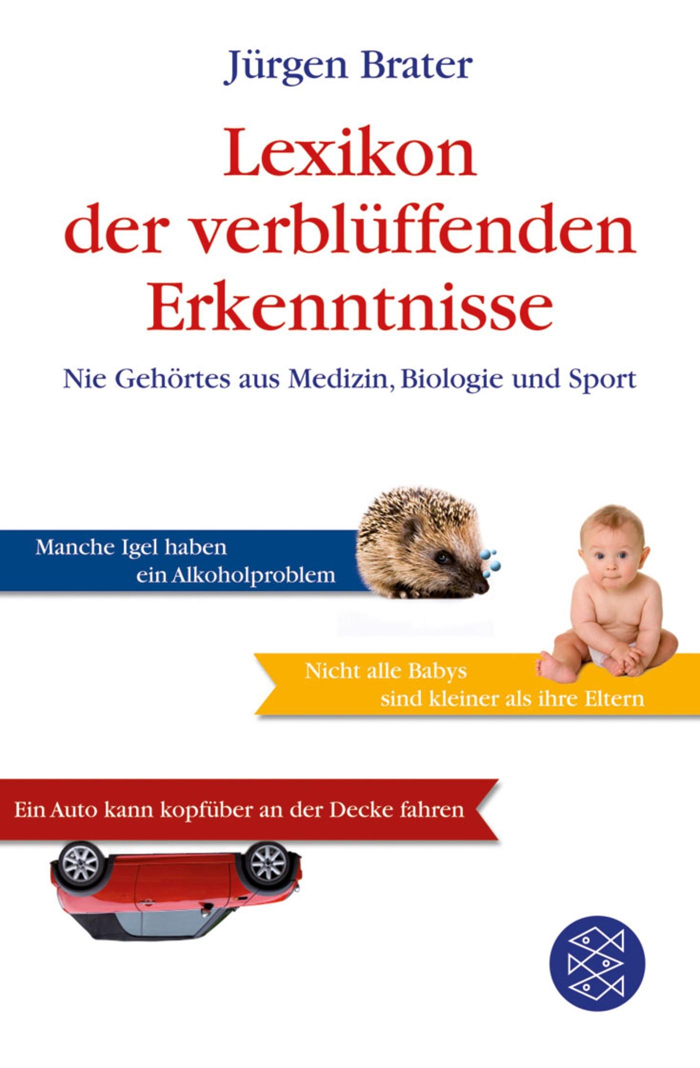 Lexikon der verblüffenden Erkenntnisse | Brater, 2010 | Buch (Cover)