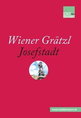Abbildung von Wiener Grätzl - Josefstadt | 2014