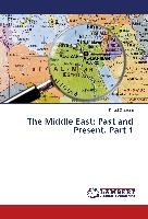 The Middle East: Past and Present. Part 1 | Gusterin, 2015 | Buch (Cover)