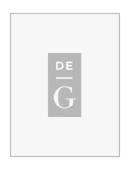 Abbildung von Metzger | Architektur und Resonanz | 2015