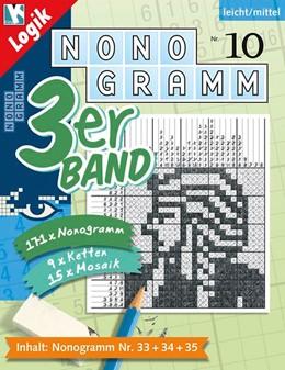 Abbildung von Nonogramm 3er-Band 10 | 1. Auflage | 2015 | beck-shop.de
