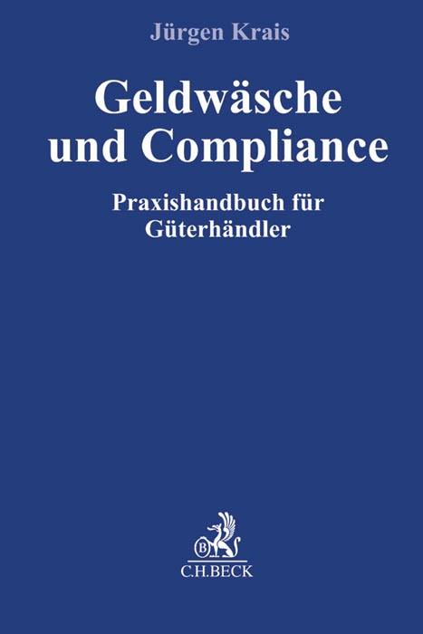 Geldwäsche und Compliance   Krais, 2018   Buch (Cover)