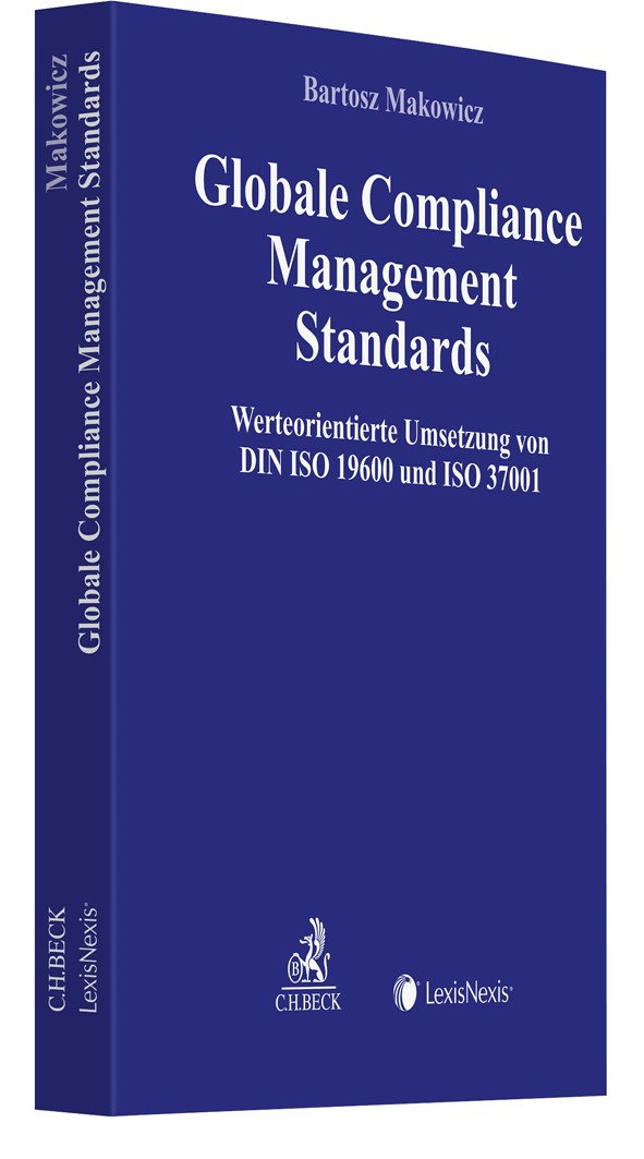 Globale Compliance Management Standards | Makowicz, 2017 | Buch (Cover)