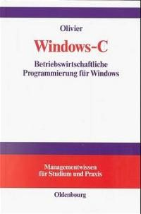 Windows-C | Olivier | Reprint 2017, 1999 | Buch (Cover)
