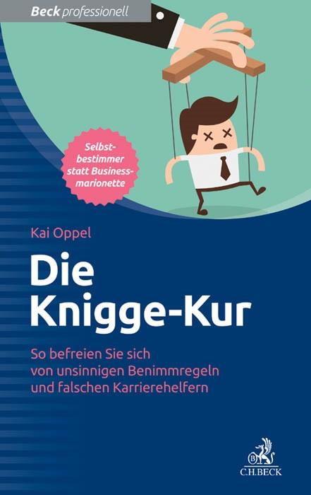 Die Knigge-Kur | Oppel, 2015 | Buch (Cover)