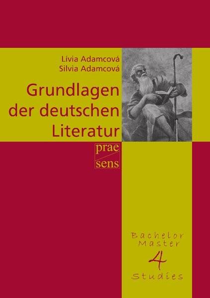Grundlagen der deutschen Literatur | Adamcová, 2015 | Buch (Cover)