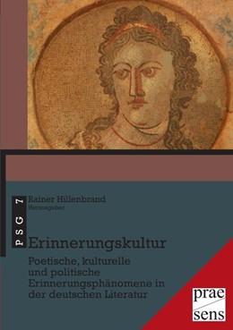 Abbildung von Hillenbrand | Erinnerungskultur | 1. Auflage | 2015 | beck-shop.de