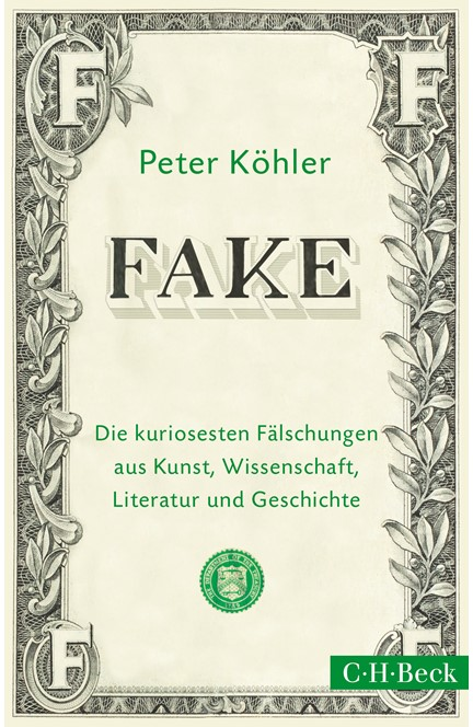 Cover: Peter Köhler, FAKE
