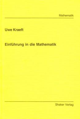 Abbildung von Kraeft   Einführung in die Mathematik   2008