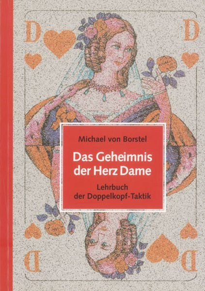 Das Geheimnis der Herz Dame | Borstel, 2002 | Buch (Cover)