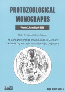 Abbildung von Kreutz / Foissner | The Sphagnum Ponds of Simmelried in Germany: A Biodiversity Hot-Spot for Microscopic Organisms | 2006