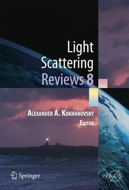 Abbildung von Kokhanovsky | Light Scattering Reviews 8 | 2013 | 2013 | Radiative transfer and light s...