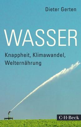 Abbildung von Gerten, Dieter | Wasser | 1. Auflage | 2020 | 6086 | beck-shop.de