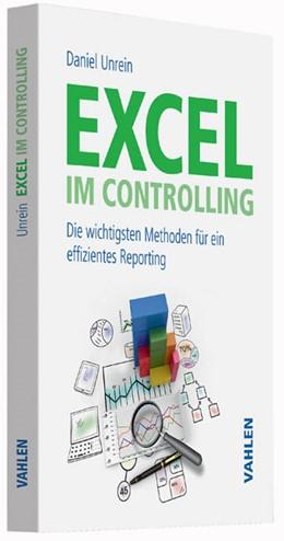 Abbildung von Unrein   Excel im Controlling   1. Auflage   2016   beck-shop.de
