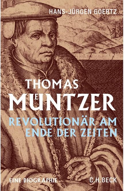 Cover: Hans-Jürgen Goertz, Thomas Müntzer