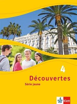 Abbildung von Découvertes Série jaune 4. Schülerbuch | 1. Auflage | 2015 | beck-shop.de