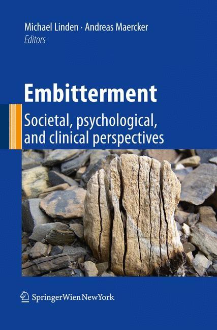 Embitterment | Linden / Maercker, 2010 | Buch (Cover)