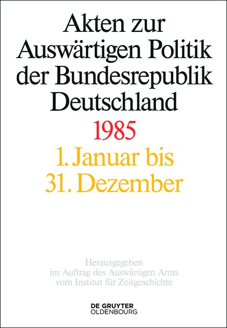 1985 | Ploetz / Lindemann / Franzen | In two part volumes, 2016 | Buch (Cover)