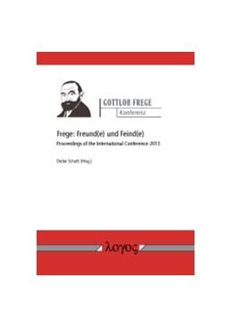 Abbildung von Schott   Frege: Freund(e) und Feind(e)   2015   Proceedings of the Internation...
