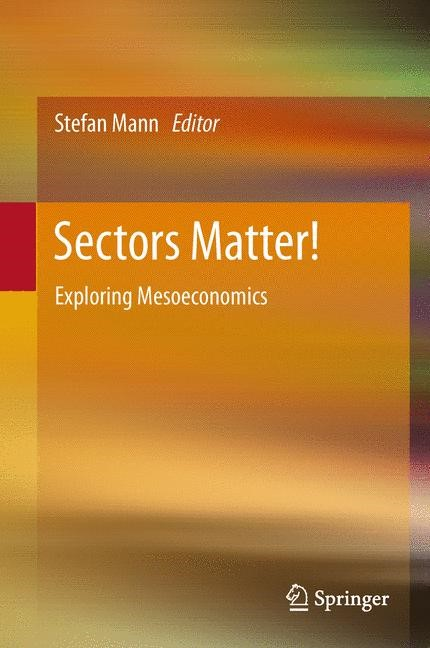 Sectors Matter! | Mann | 2011, 2014 | Buch (Cover)