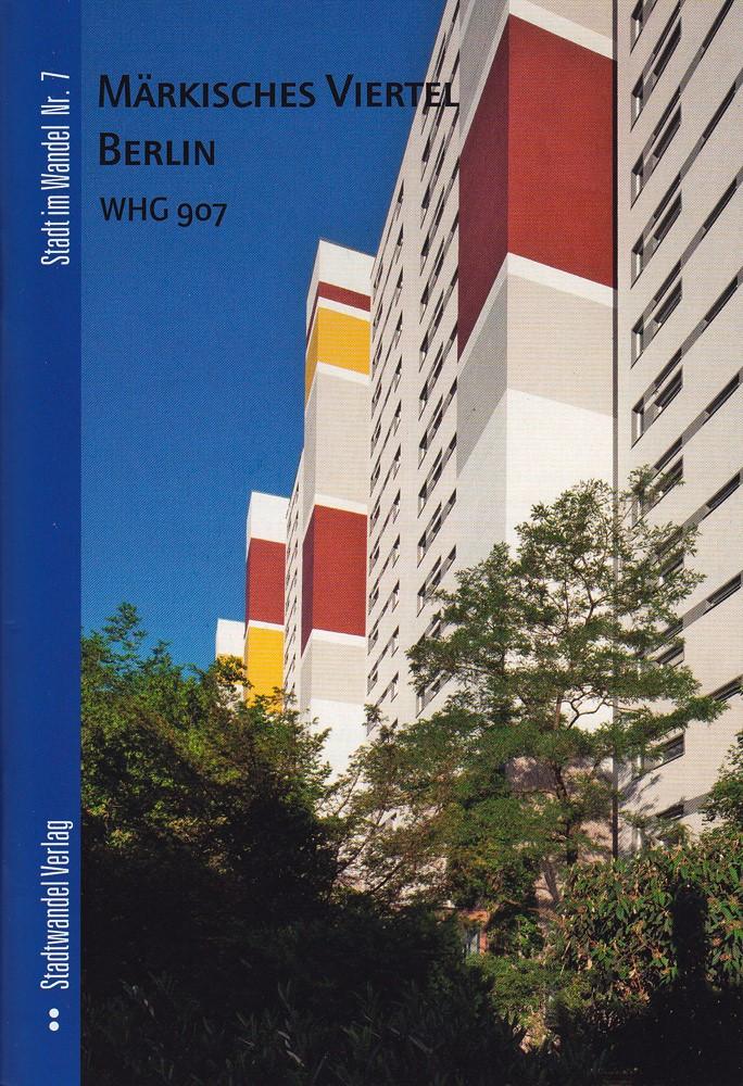 Märkisches Viertel Berlin   Borgelt, 2014   Buch (Cover)