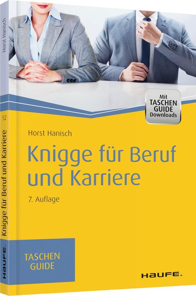 Knigge für Beruf und Karriere   Hanisch   7. Auflage, 2015   Buch (Cover)