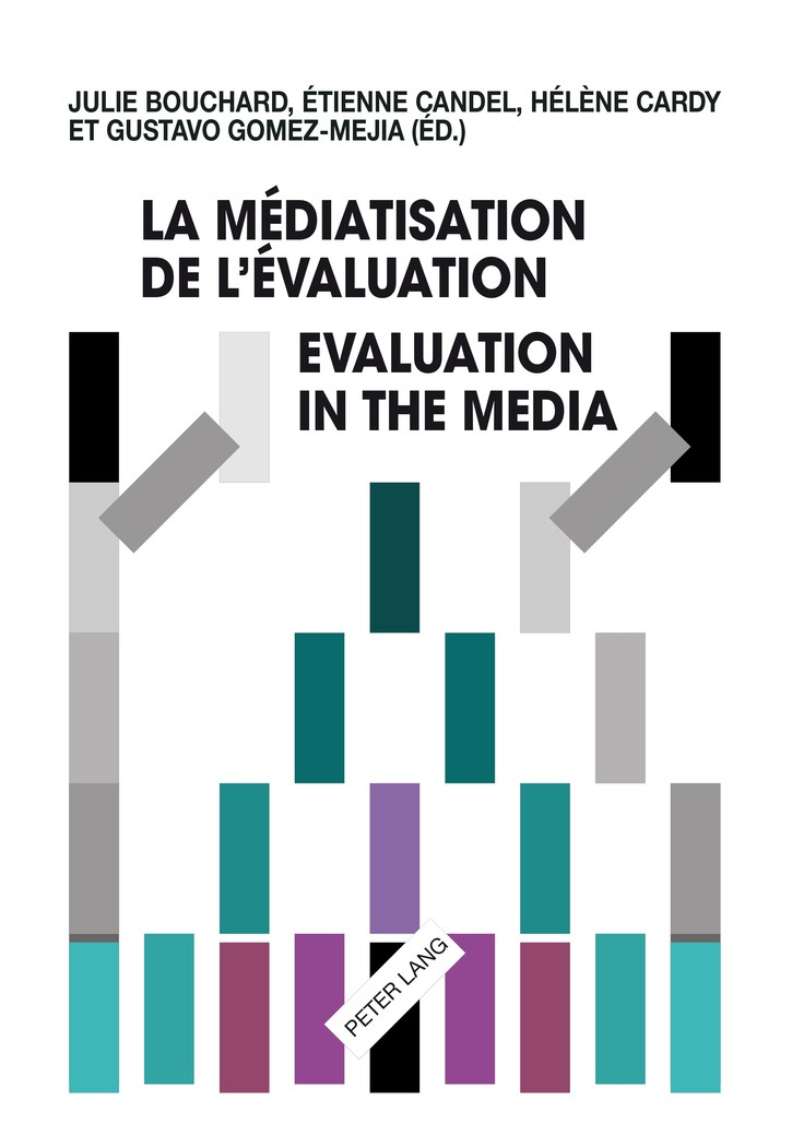 La médiatisation de l'évaluation/Evaluation in the Media | Bouchard / Candel / Cardy / Gomez-Mejia, 2015 | Buch (Cover)