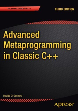 Abbildung von Di Gennaro | Advanced Metaprogramming in Classic C++ | 1st ed. | 2015