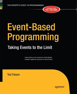 Abbildung von Faison   Event-Based Programming   Softcover reprint of the original 1st ed.   2014   Taking Events to the Limit