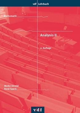 Abbildung von Sperb / Akveld   Analysis II   1. Auflage   2015   beck-shop.de