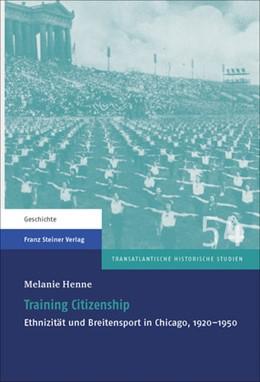 Abbildung von Henne   Training Citizenship   1. Auflage   2015   beck-shop.de