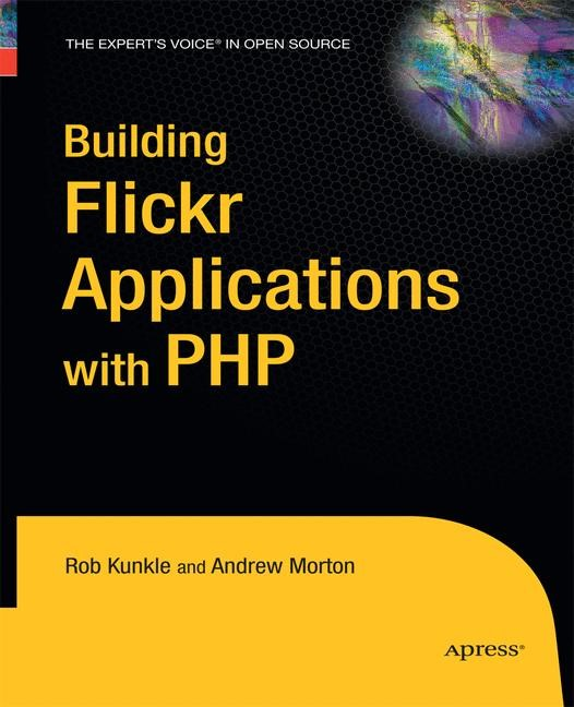 Building Flickr Applications with PHP | Morton / Kunkle | Softcover reprint of the original 1st ed., 2014 | Buch (Cover)