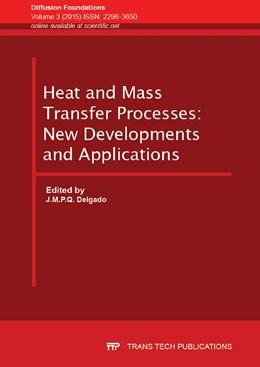 Abbildung von Delgado | Heat and Mass Transfer Processes: New Developments and Applications | 1. Auflage | 2015 | Volume 3 | beck-shop.de