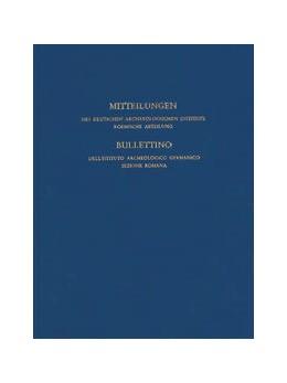 Abbildung von Deutsches Archäologisches Institut | Mitteilungen des Deutschen Archäologischen Instituts, Römische Abteilung | 2014 | Band 120, 2014 | 120