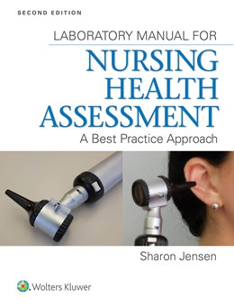 Abbildung von Jensen | Lab Manual for Nursing Health Assessment | 2014 | A Best Practice Approach
