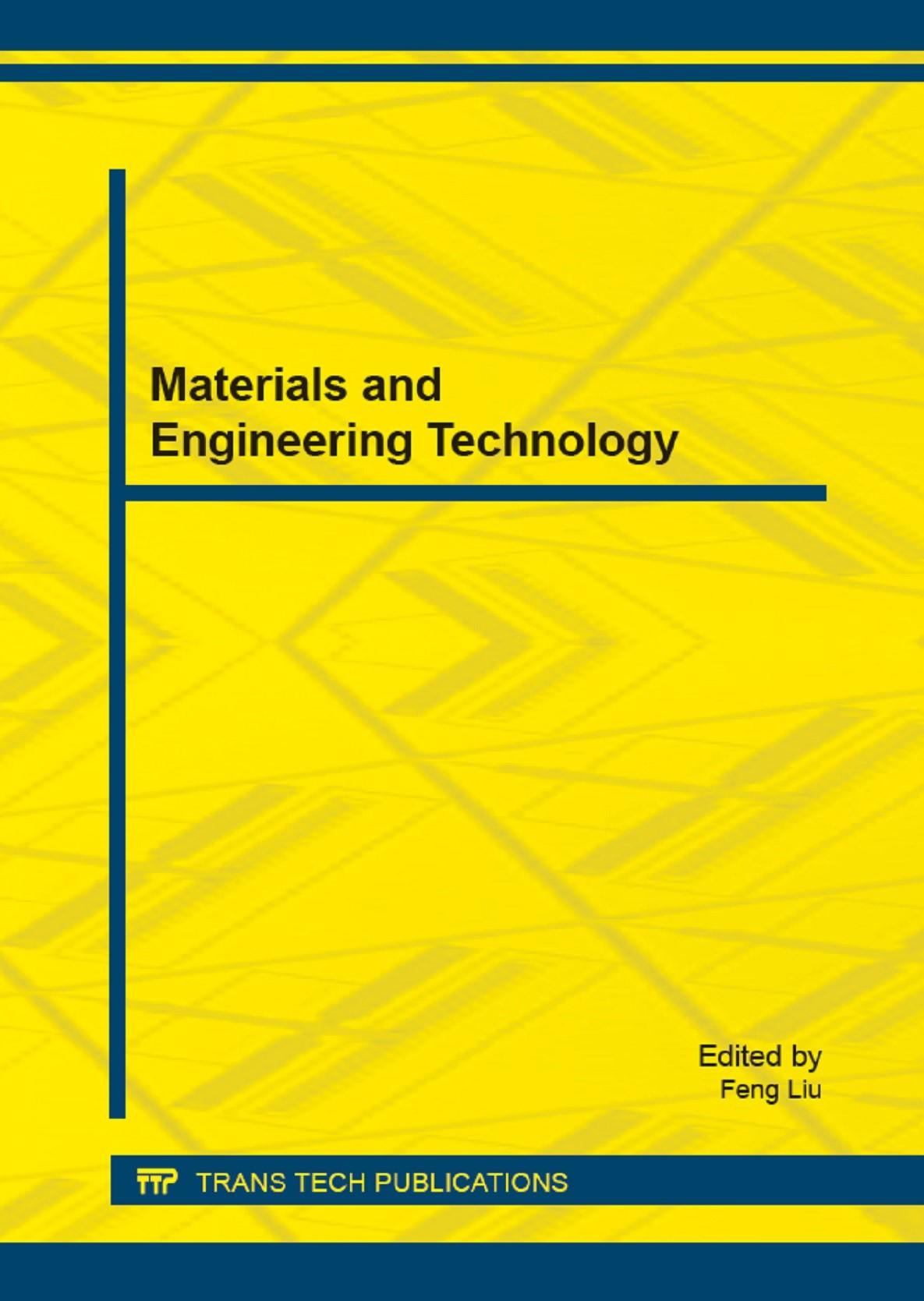 Abbildung von Liu   Materials and Engineering Technology   2015
