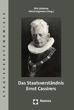 Abbildung von Lüddecke / Englmann | Das Staatsverständnis Ernst Cassirers | 1. Auflage | 2015 | 71 | beck-shop.de