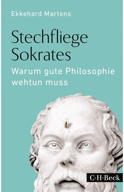 Cover: Ekkehard Martens, Stechfliege Sokrates
